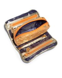 Stephanie Johnson - Orange Palm Desert Jewelry Clutch - Lyst