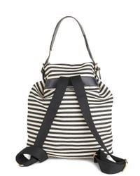 ModCloth | Black Keep Chic and Carryon Backpack | Lyst