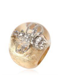 Nicholas King | Metallic Gold Bee Ring | Lyst
