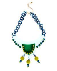 ASOS Collection - Multicolor Premium Perspex Necklace - Lyst