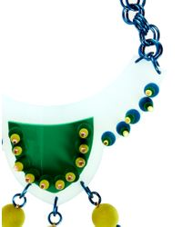 ASOS Collection | Multicolor Premium Perspex Necklace | Lyst