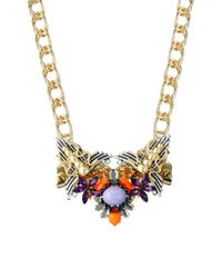 ASOS | Multicolor Pretty Tough Necklace | Lyst