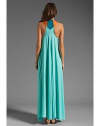 Mara Hoffman | Multicolor Corded Tank Maxi Dress | Lyst