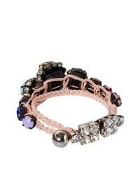 Shourouk   Multicolor Baraka Rococo Bracelet for Men   Lyst