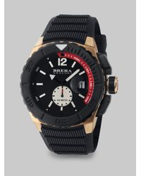 Brera Orologi - Black Acqua Diver Watch for Men - Lyst