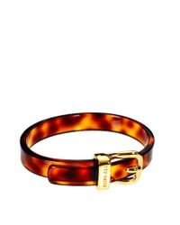 Ted Baker | Multicolor Narrow Belt Buckle Bangle | Lyst