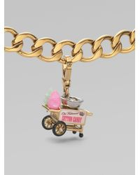 Juicy Couture - Metallic Cotton Candy Machine Charm - Lyst