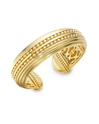 Slane | Metallic Aura Hinged Cuff Bracelet | Lyst