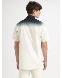 3.1 Phillip Lim | White Dip-dye Pants for Men | Lyst