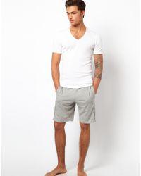 G-Star RAW | Black G Star Two Pack V-neck T-shirt for Men | Lyst