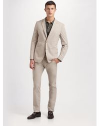 Theory | Natural Kris Hl Liberate Sportcoat for Men | Lyst