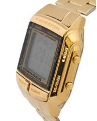 G-Shock - Metallic Gold Watch - Lyst