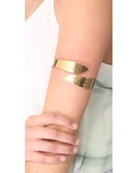 Citrine by the Stones   Metallic Sol Forearm Band   Lyst