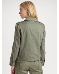 Marc By Marc Jacobs - Green 10th Year Anniversary Uniform Jacket - Lyst
