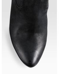 Prada - Black Thigh-high Boots - Lyst