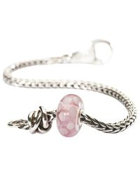 Trollbeads | Pink Luck & Joy Charm Bead And Bracelet | Lyst