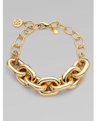 Ben-Amun | Metallic Chain Link Necklace | Lyst