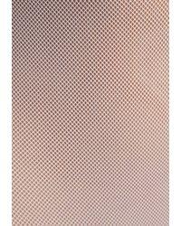Minimale Animale | White Golden Triangle One Piece in Violetacuba Libre with Blanco Sun Mesh | Lyst