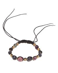 Stones Of Character - Red Ruby Bracelet - Lyst