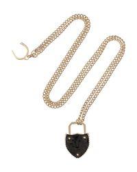 Philip Crangi | Metallic Steel Necklace | Lyst