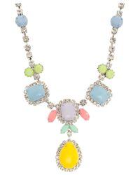 Tom Binns - Multicolor Pastel Multi Color Necklace - Lyst