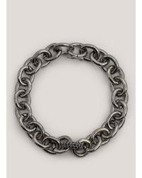 Eddie Borgo | Black Pave-link Chain Bracelet | Lyst
