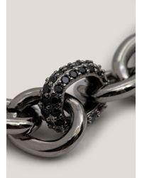 Eddie Borgo - Black Pave-link Chain Bracelet - Lyst