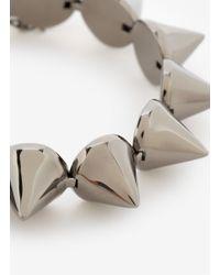 Eddie Borgo - Metallic Cone Bracelet - Lyst