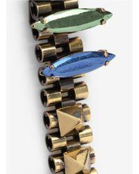 Iosselliani - Multicolor Deco Drop Earrings - Lyst