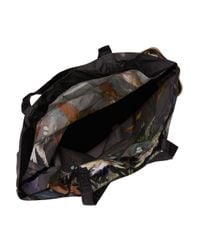 McQ Alexander McQueen | Multicolor Printed Shell Packaway Shopper | Lyst