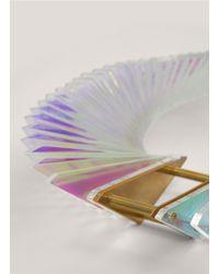 Sarah Angold Studio | Multicolor Kingla Acrylic Necklace | Lyst