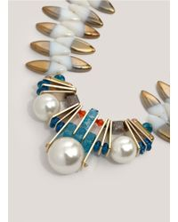 Scho - Multicolor Dominus Complex Necklace - Lyst