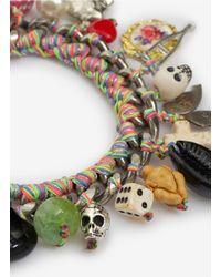 Venessa Arizaga - Multicolor 'smells-like-teen-spirit' Bracelet - Lyst