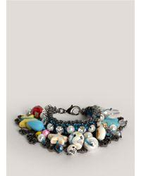 Venessa Arizaga - Multicolor 'viva La Vida' Bracelet - Lyst