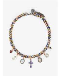 Venessa Arizaga - Multicolor 'heat Wave' Necklace - Lyst