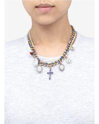 Venessa Arizaga | Multicolor 'heat Wave' Necklace | Lyst