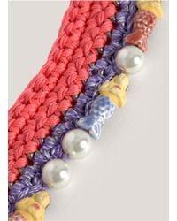Venessa Arizaga - Purple 'las Sirenas' Bracelet - Lyst