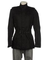 Markus Lupfer - Black Mid-length Jacket for Men - Lyst