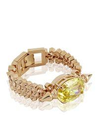 Mawi | Metallic Citrine Bracelet | Lyst