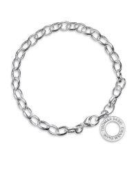 Thomas Sabo | Metallic Charm Club Bracelet | Lyst