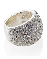 Thomas Sabo | Metallic Cocktail Ring | Lyst