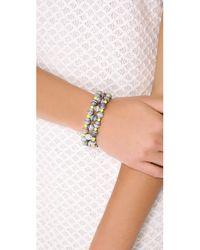 Chan Luu | Green Efi Combo Bracelet | Lyst