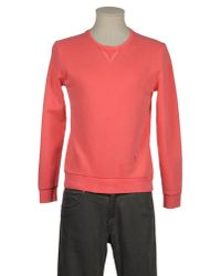 M. Grifoni Denim | Purple Sweatshirt for Men | Lyst