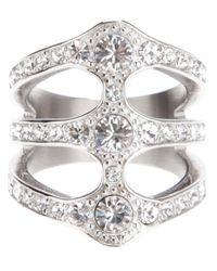 Dyrberg/Kern | Metallic Robinia Ring | Lyst