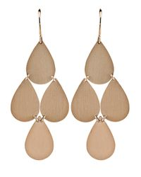 Irene Neuwirth | Pink Chandelier Earrings | Lyst