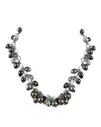 Tamara Comolli | White Collier Grapes Tahitian Necklace | Lyst