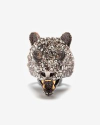 Alexis Bittar - Metallic Jaguar Ring - Lyst