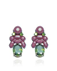 EK Thongprasert - Green Calumet Heights Earrings - Lyst