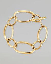 John Hardy | Metallic Kali 18k Gold Large Link Bracelet | Lyst