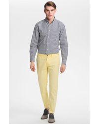 Jack Spade | White Barbary Plaid Woven Shirt for Men | Lyst